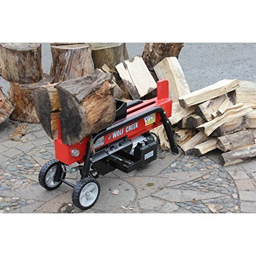The Wolf Creek Cherokee 8 Electric / Hydraulic Log Splitter (8 Ton) Dual Action which splits both ways. is a terrific example of an electrical powered hydraulic log splitter, this model has a dual splitting action, meaning that it splits logs in both directions, whereas most log splitters only split in one direction, this should really speed up your log splitting activities.