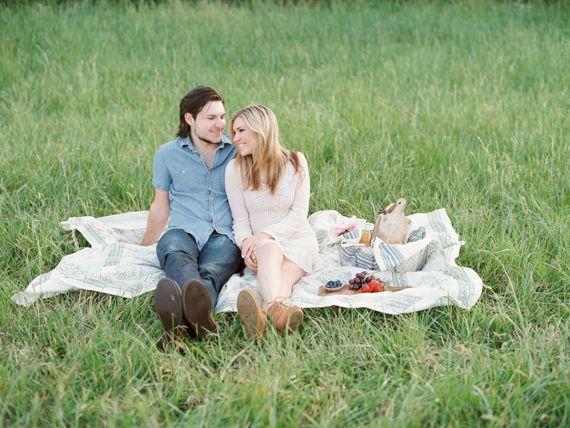 Летний пикник в формате love story, или всё наоборот!