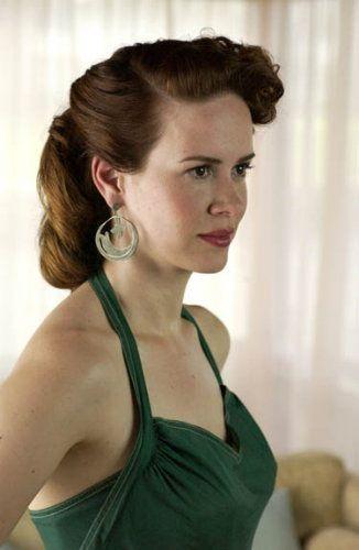 Sarah Paulson on fleek — gingerzlover:   Perfection called Sarah Paulson