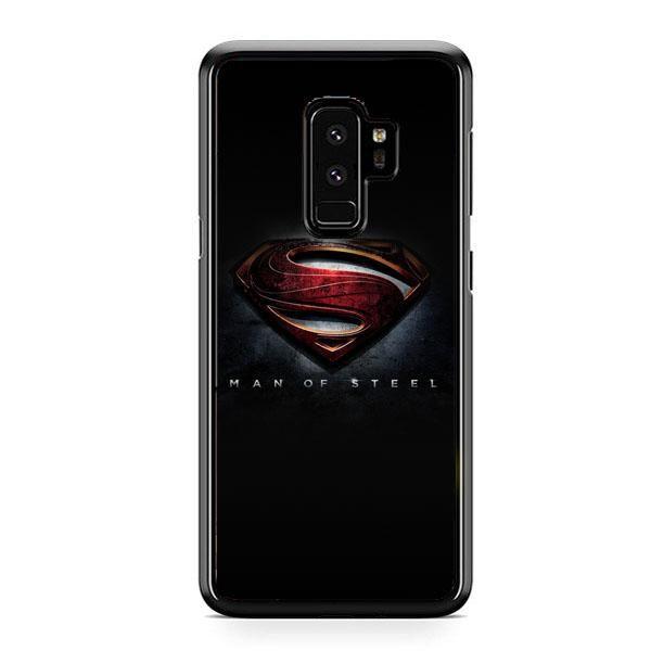 Man Of Steel, Superman 2013 Samsung Galaxy S9 Case   Casefruits
