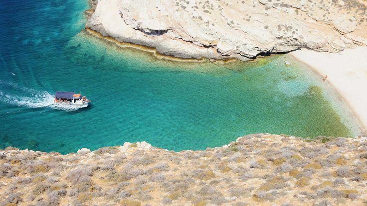 Folegandros Island I Greece #travel #beach #journey