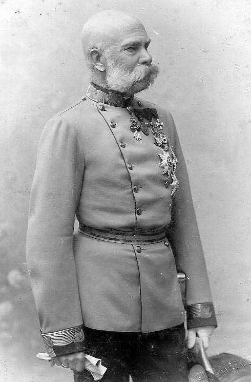 emperor of Austria and king of Hungary Franz Joseph I. (1830 - 1916), ca. 1885