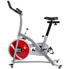 Chain Drive Indoor Cycling Trainer Adjustable Ergonomic Exercise Spinning Bike