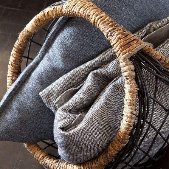 SMALL AND CHIC, linen fabrics of Les Créations de la Maison #GrupoLamadrid
