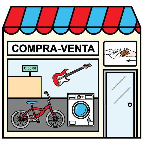 Pictogramas ARASAAC - Compraventa.