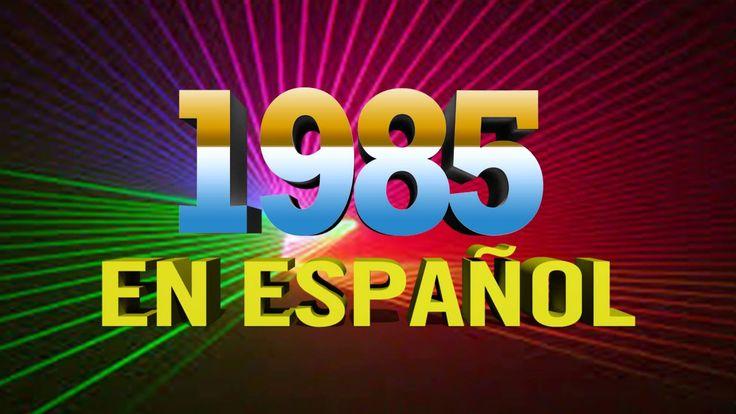 Pin By Sudarshan J On Sudi In 2019: LO MEJOR DE 1985 EN ESPAÑOL - CANCIONES DE LOS 1985