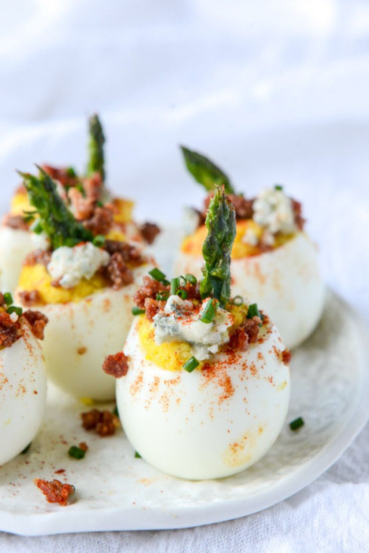 This Deviled Egg Recipe Will Make You Question All Other Deviled Eggs