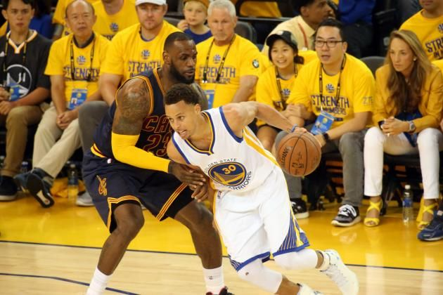 Warriors vs. Cavaliers: Live Score and Highlights for 2015 NBA Finals Game 6