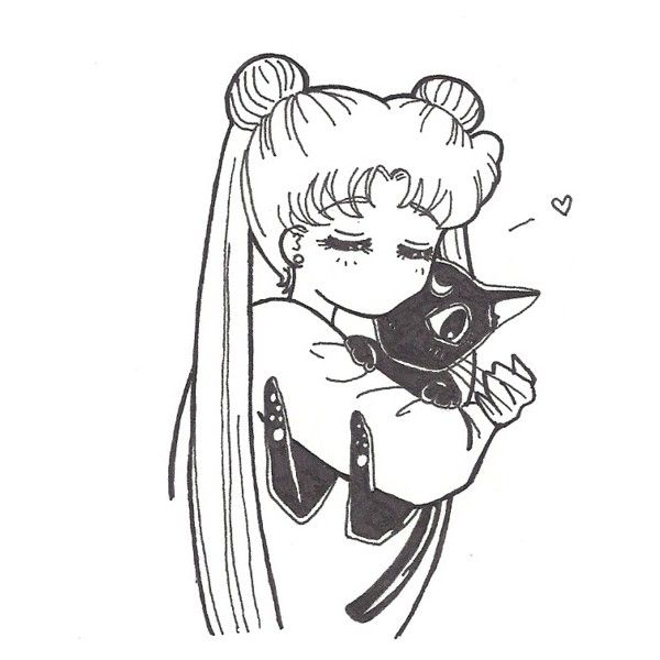 Envisions of Sailor Moon ❤ liked on Polyvore featuring fillers, sailor moon, anime, doodles, drawings, backgrounds, quotes, text, saying and scribble