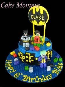 Best Birthday Cakes Images On Pinterest Birthday Cake - Lego batman birthday cake