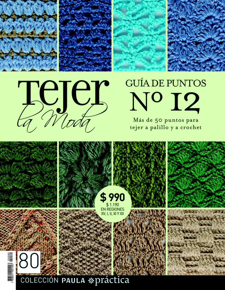 Guía de puntos nº12. Revista 80.