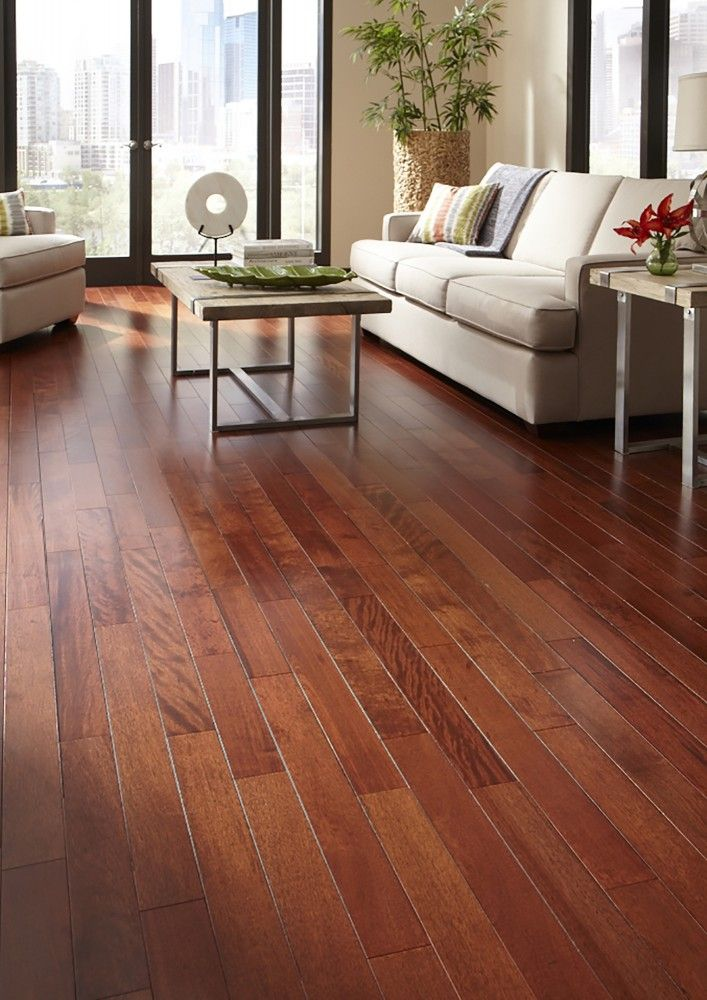 Rich Pacific Mahogany hardwood flooring that is manufactured for lasting character & quality. Attractive & unique patterns. Click through to order up to 5 free samples - we'll even pay for shipping.