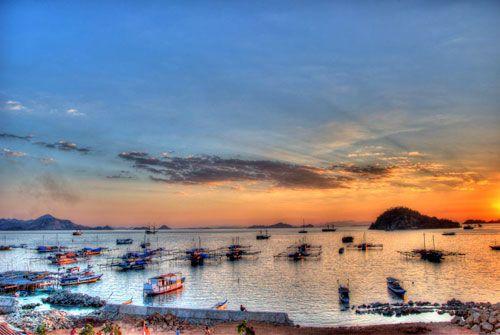 Labuan Bajo -Nusa Tenggara Timur - INDONESIA