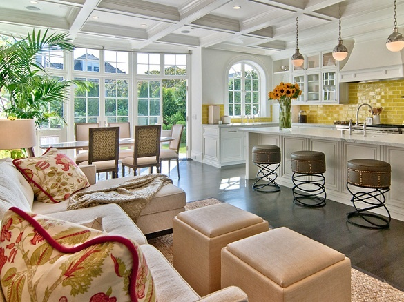 174 best images about southern lowcountry decor on for Southern living keeping room ideas