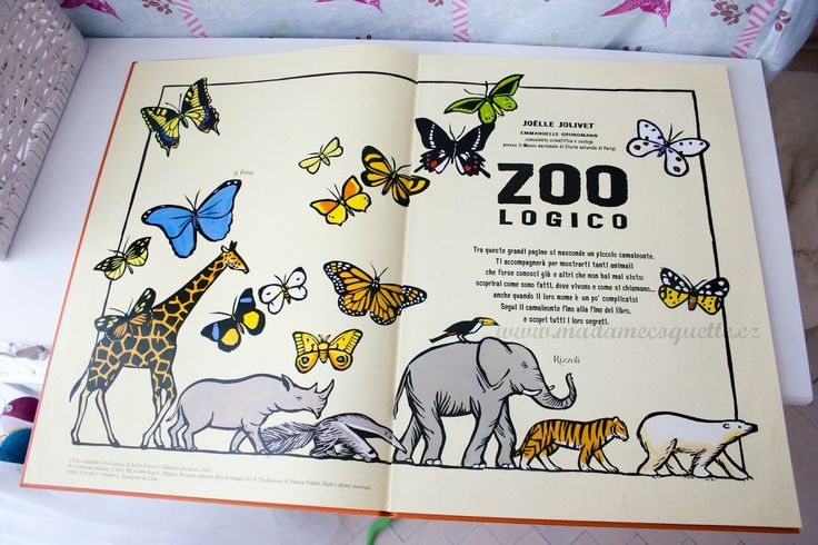 Madame Coquette: do knihovničky / Zoo-Ology, Joelle Jolivet