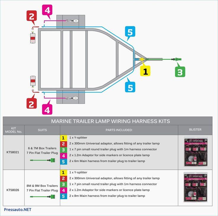Seven Pin Wiring Diagram Control Mdll