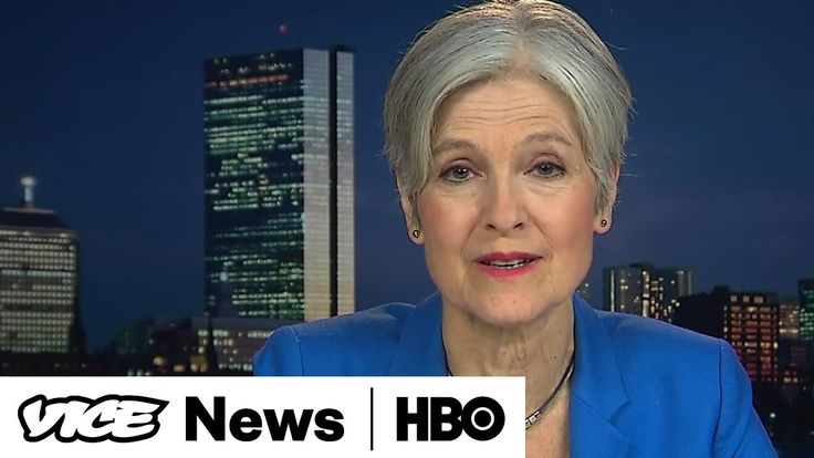 Jill Stein's Recount: VICE News Tonight on HBO (Full Segment)