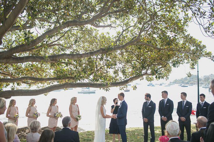 Watsons Bay wedding | Watsons Bay Hotel | watsons-bay-boutique-hotel-wedding | Ceremony | www.guijorge.com.au