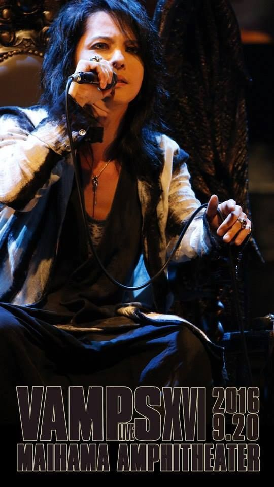 #VAMPS #HYDE #VAMPSLIVE2016 Additional Show - ACOUSTIC DAY - #MaihamaAmphitheater [Sep 20]