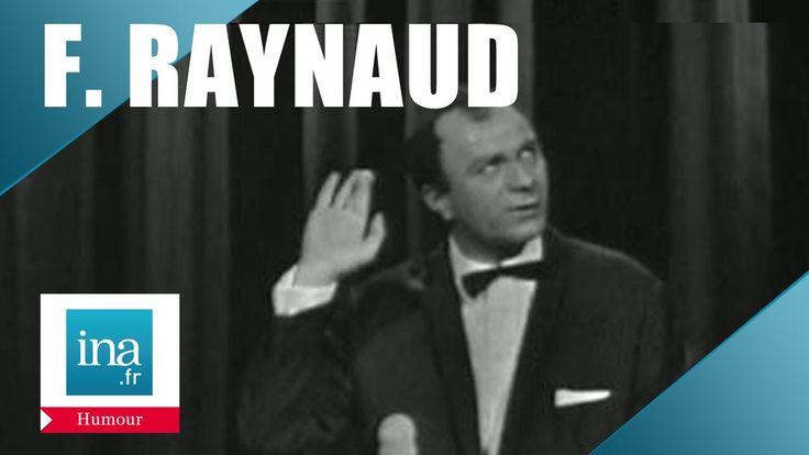 """Fernand Raynaud """"C'est étudié pour"""" - Archive INA"""