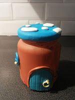 Saskia's knutsel blog: Mushroom Pots