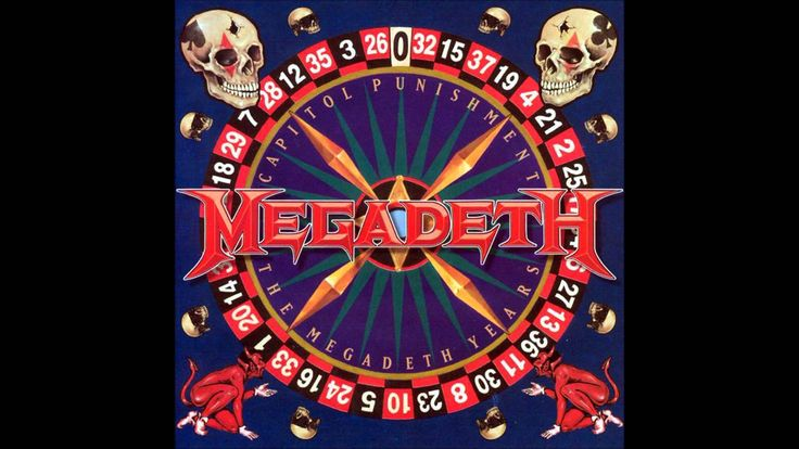 Megadeth - Kill the King (Best Quality)