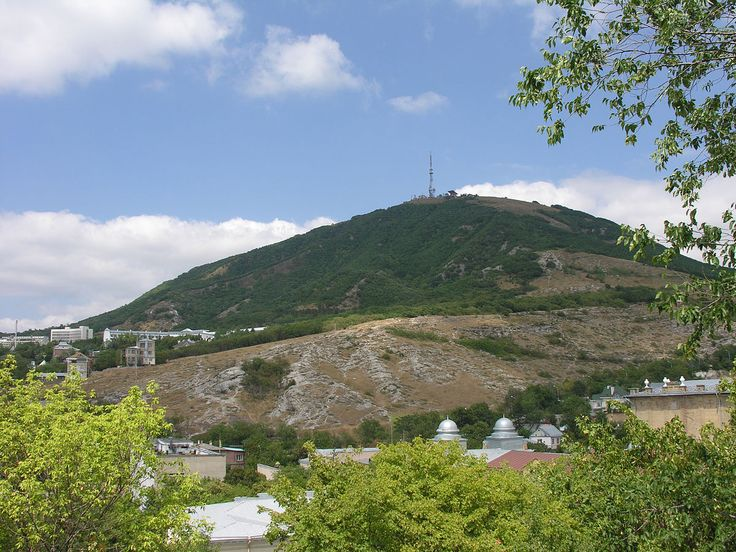Картинки пятигорска гора машук