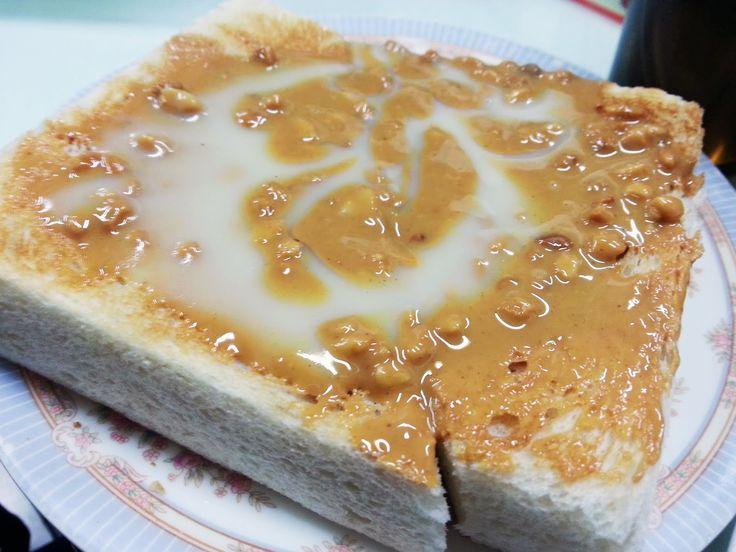 #奶醬多 = #煉奶 + #花生醬