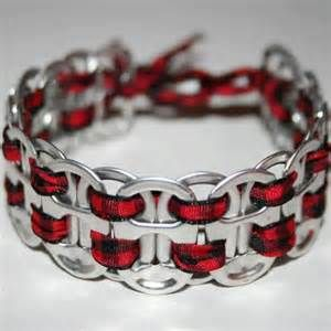 Can tabs bracelet, make this from my monster energy tabs,