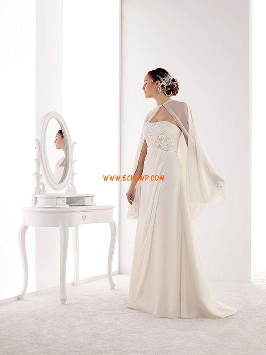 Plage / Destination Elégant & Luxueux Lacets Robes de mariée 2014