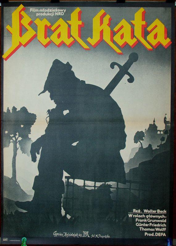 Des Henkers Bruder  East Germany 1979 film by by artwardrobe