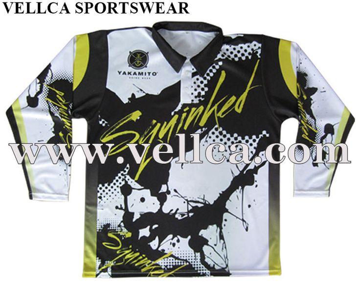 Sublimated Fishing Shirts Australia Custom Bass Fishing Apparel