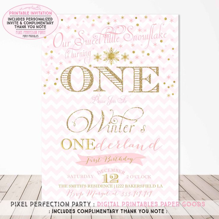 25+ beste ideeën over Winter wonderland verjaardag op Pinterest ...