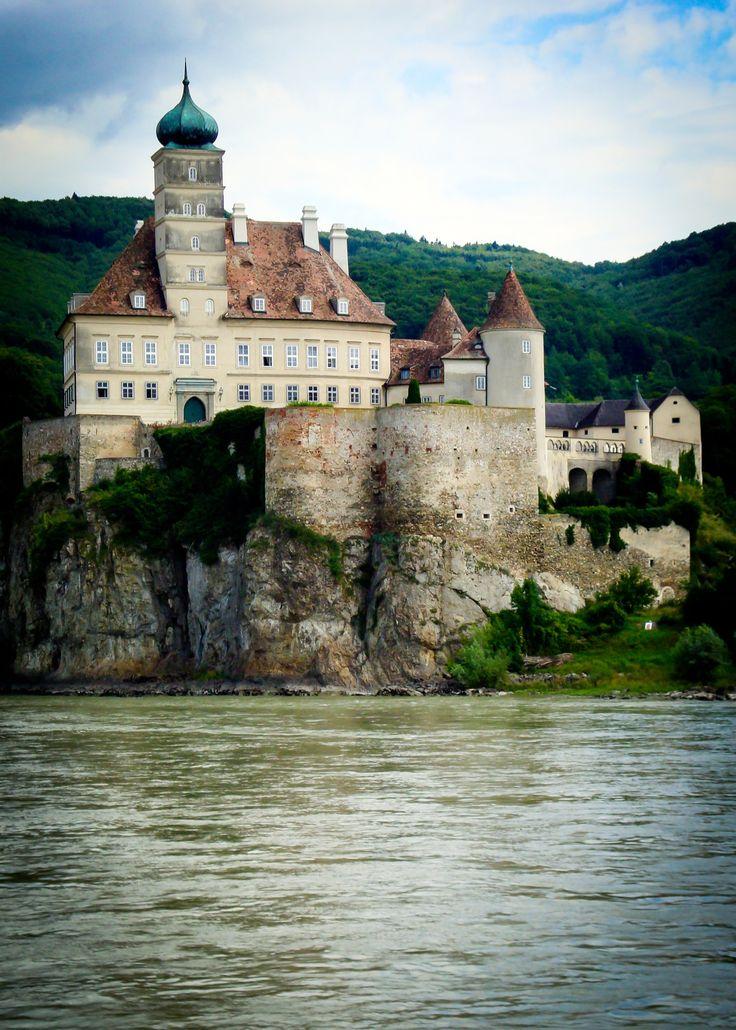 Castles along the Danube River
