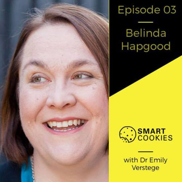 Smart Cookies Podcast with Dr Emily Verstege