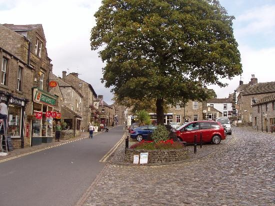 Grassington Village Square ~ Yorkshire, England