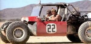 Steve McQueen & Dune Buggy