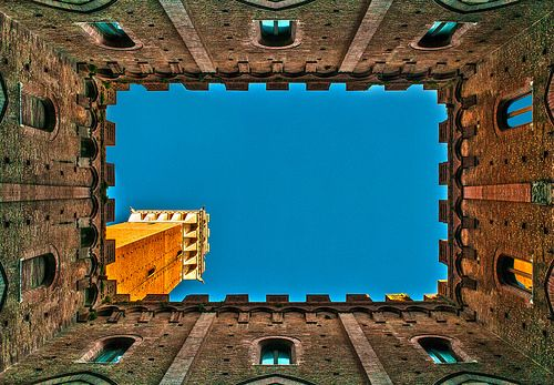 Torre del Mangia (Siena)