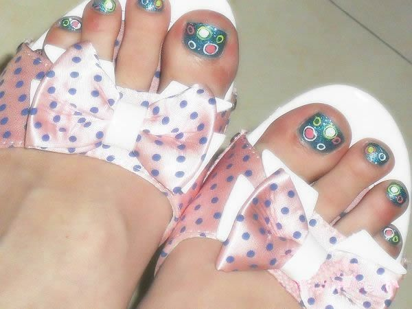PAINTED TOE NAILS600 x 450 | 40.8KB | pinterest.com
