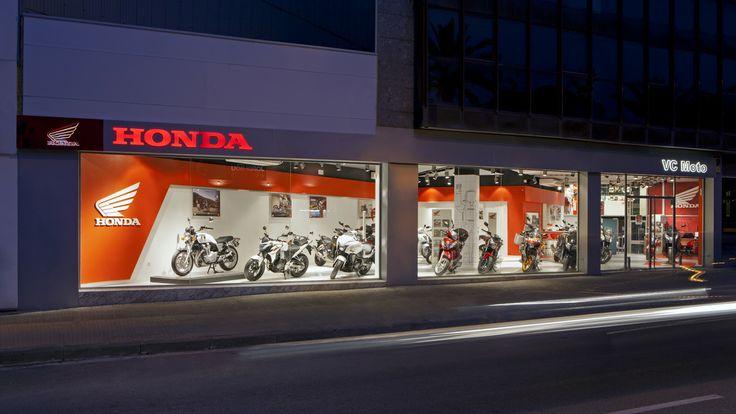 VC Moto, concesionario Honda Motos en Terrassa