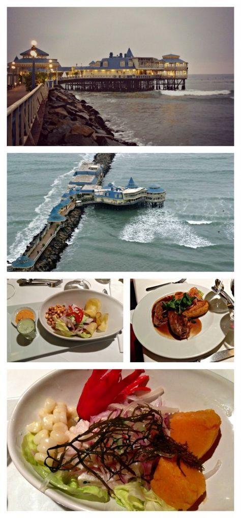 Rosa Nautica - Miraflores - Lima Ceviche