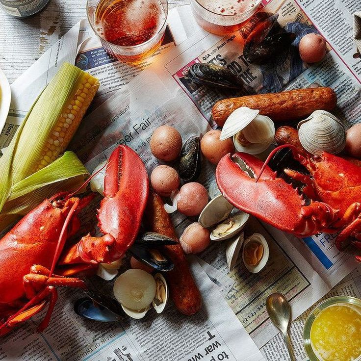 You'll Want To Throw a Lobster Boil After Watching This Video on Food52