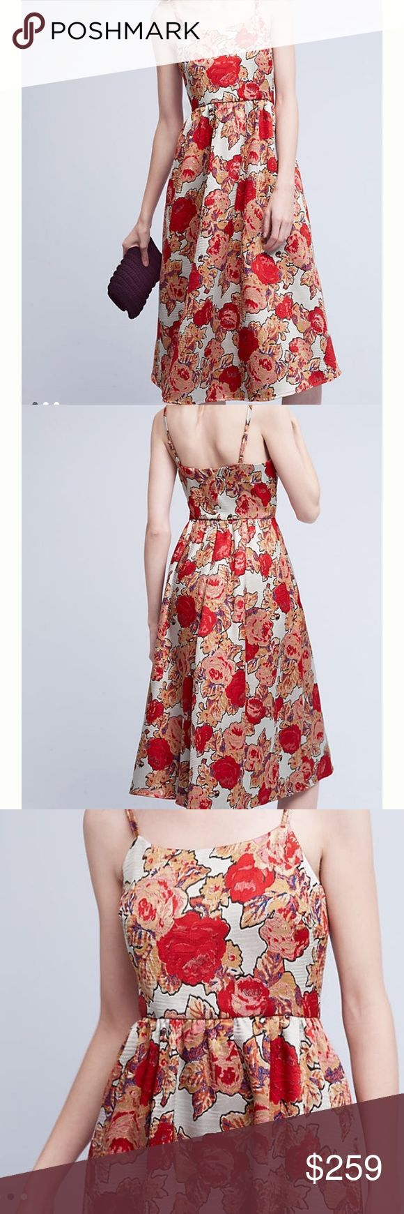 Anthropology dress size 4 sold out in this size Anthropology dress Anthropologie Dresses Maxi