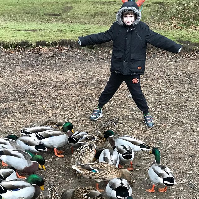 I am the duck master !