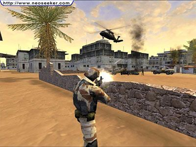 Delta Force 1 Game Screenshots