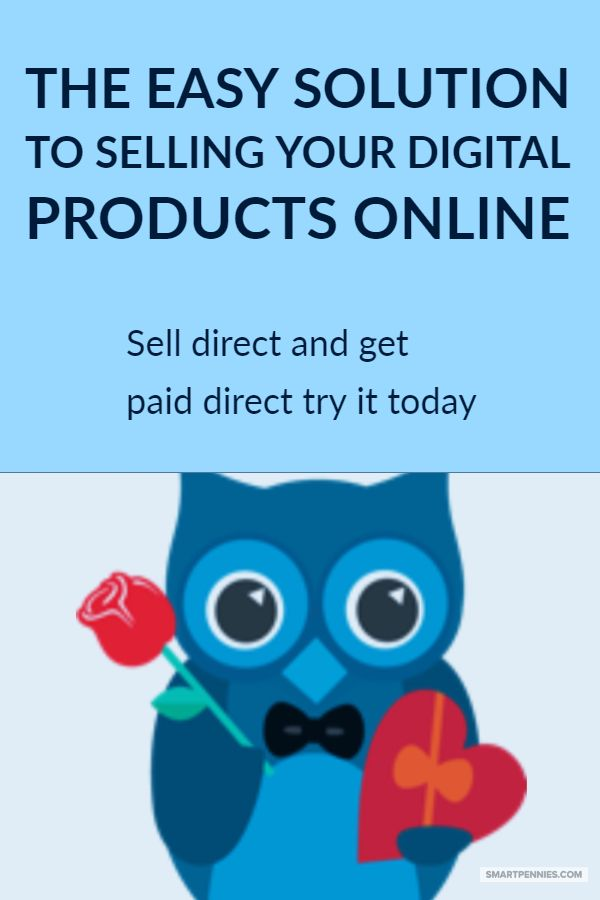 Looking for an easy solution to sell your own digital