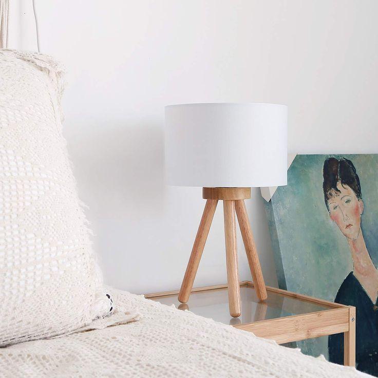 Affiliatelink Tomons Nachttischlampe Minimalistischer Stil Sanftes Skandinavisch D Schlafzimmer Einrichten Ideen Schlafzimmer Deko Schlafzimmer Einrichten