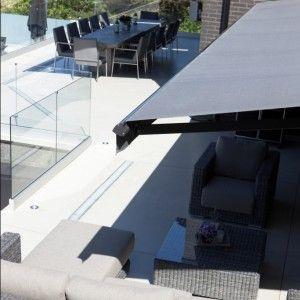 Terassimarkiisi - Artic Store #awnings #terrace #sun