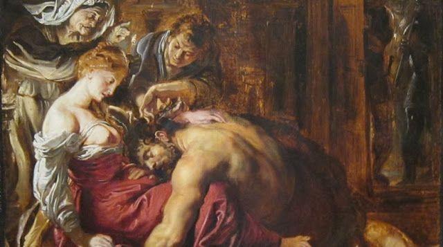 Δανίτες - Η φυλή του Σαμψών: Απόγονοι του Ιακώβ ή Έλληνες μισθοφόροι;