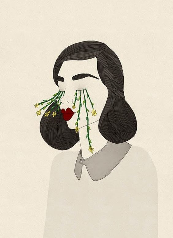 Illustrations by Alexis Winter | http://ineedaguide.blogspot.com/2015/05/alexis-winter.html | #illustrations #drawings: